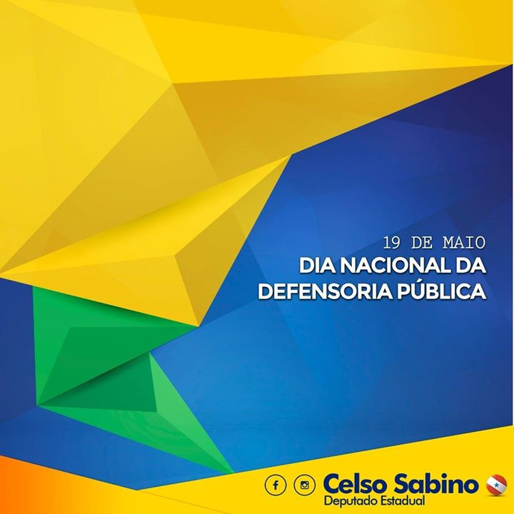 Hoje, celebra-se o Dia da Defensoria Pública e do Defensor Público. Esta data homenageia